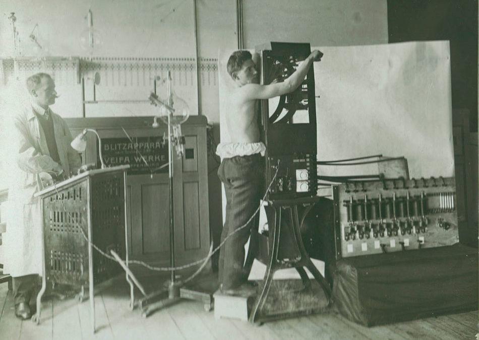 La evolución de rol de los profesionales de la Radiología a través del tiempo